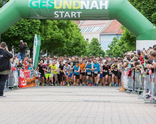 BW-Running kommt nach Stuttgart-Feuerbach zum 1. AOK Firmenlauf Feuerbach