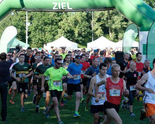 """Start frei!"" zum 4. AOK-Firmenlauf in Rastatt"